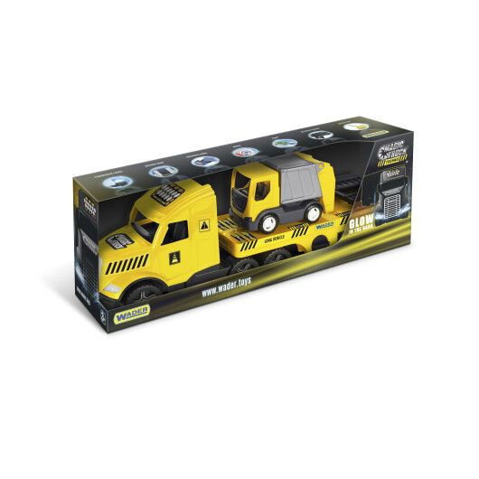 """Magic Truck Technic"" з сміттєвозом - 4"