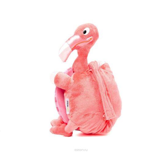 Іграшка дитяче дзеркальце в автомобіль  Фламінго - 2