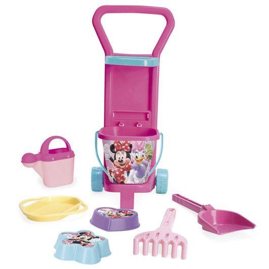 Візок з набором для піску - Принцеси Disney - 2