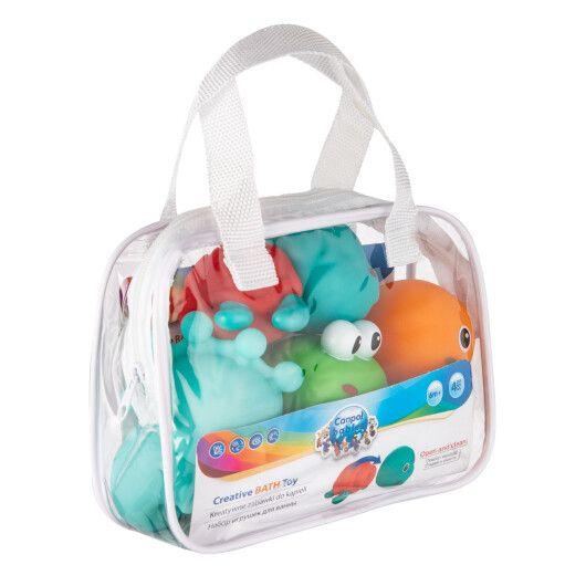 Canpol babies Іграшка для купання 4 шт. OCEAN - 3