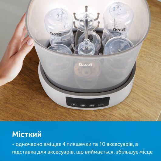 LOVI Стерилізатор електричний паровий з сушкою - 16
