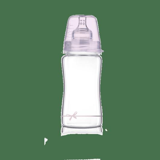 LOVI Пляшечка скляна Diamond Glass 250 мл Baby Shower - 2