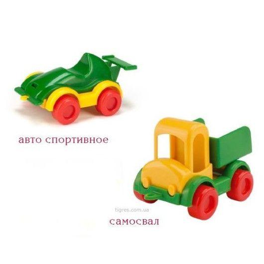 "Авто ""Kid cars"" 12 шт. - 6"