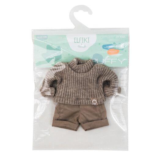 Одяг для іграшки Пуффі knit, ELFIKI - 2