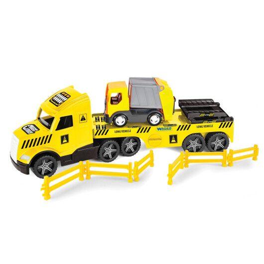 """Magic Truck Technic"" з сміттєвозом - 2"
