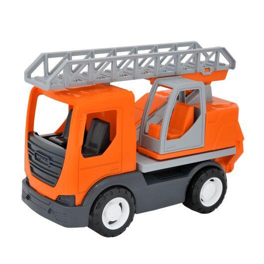 "Авто ""TechTruck"" пожежна в коробці - 2"