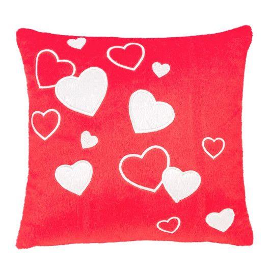 """Подушка - валентинка """"Кохання"""""""
