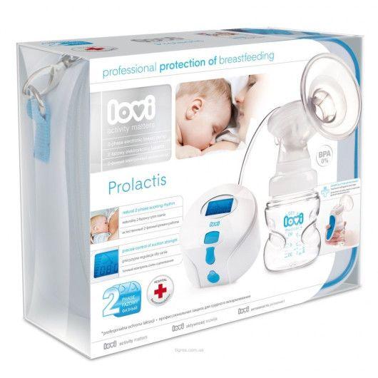 Двофазний електричний молоковідсмоктувач Prolactis LOVI - 2