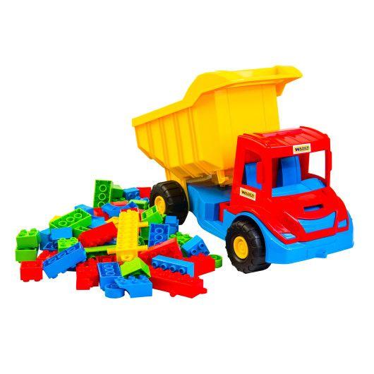 """""""Multi truck"""" вантажівка з конструктором"""
