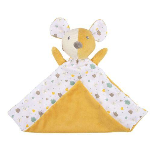 Canpol babies Іграшка плюшева з брязкальцем Mouse - 4
