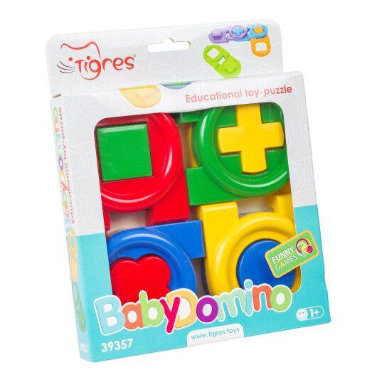 """Іграшка-пазл """"Дитяче доміно"""""""