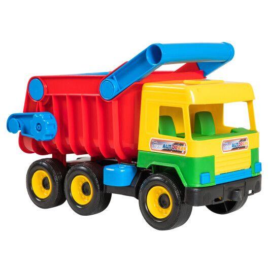 """Middle truck"" самоскид - 3"