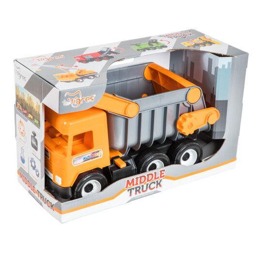 """Middle truck"" самоскид City"