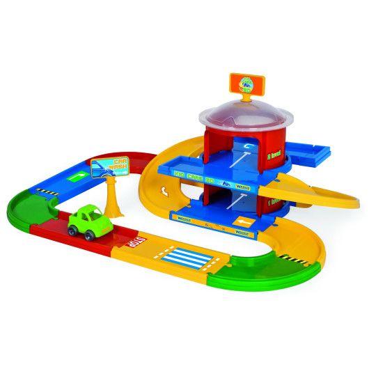 """Kid Cars 3D"" - гараж 2 поверхи (3,4м.) - 2"