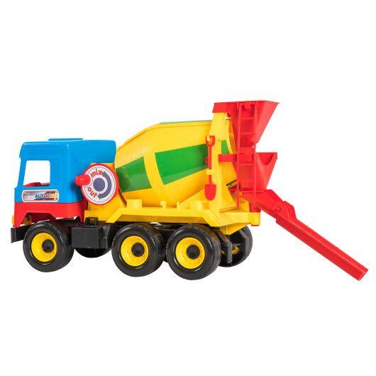 """""""Middle truck"""" бетонозмішувач - 3"""