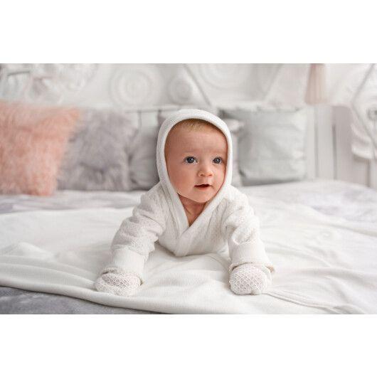"""Комплект для немовлят """"Ніжність"""" 5 ел., р.62, Tigres - 3"""