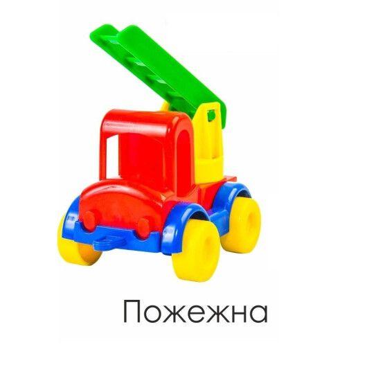 "Авто ""Kid cars"" пожежна"