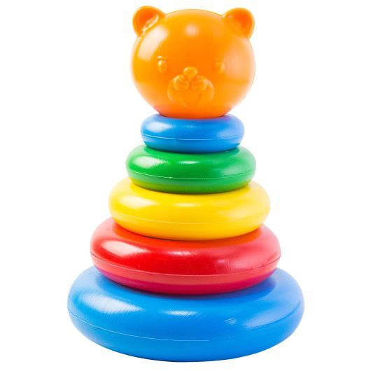"""Іграшка розвиваюча """"Пірамідка"""" мала"""