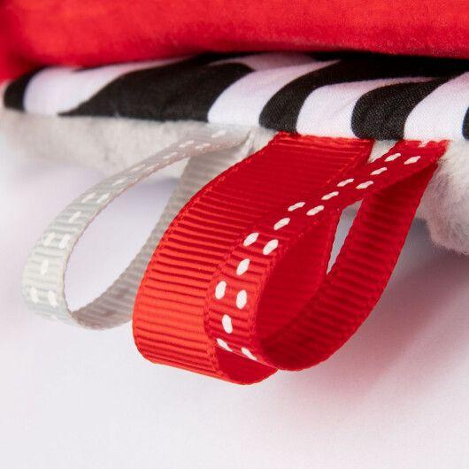 Canpol babies Іграшка-дзеркальце м'яка розвиваюча Sensory Toys - 7