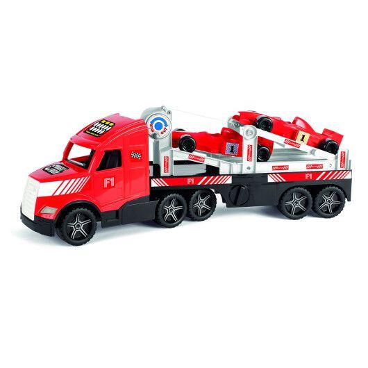 """"""" Magic Truck"""" з авто формула - 2"""