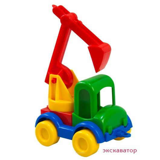 "Авто ""Kid cars"" 12 шт. - 9"