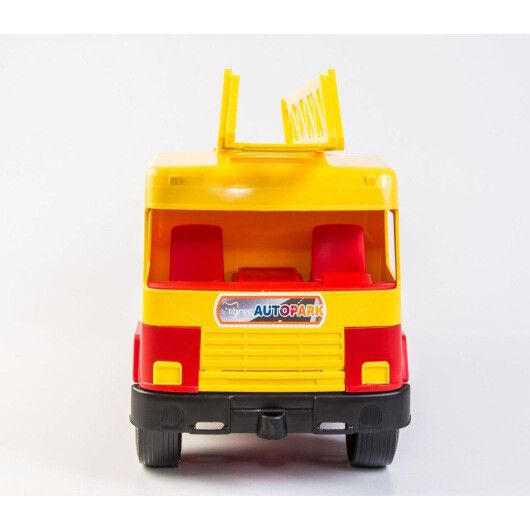 """Middle truck"" пожарная - 2"