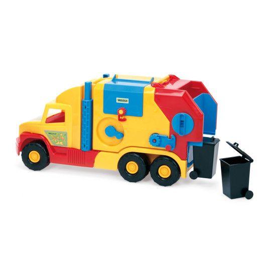 """Super Truck"" смiттєвоз малий"