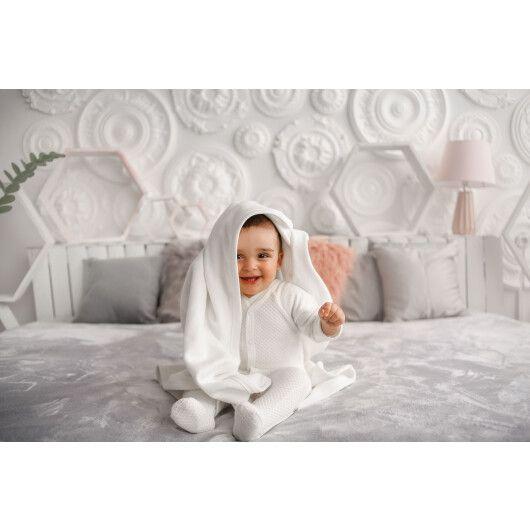 """Комплект для немовлят """"Ніжність"""" 6 ел., р.62, Tigres - 7"""