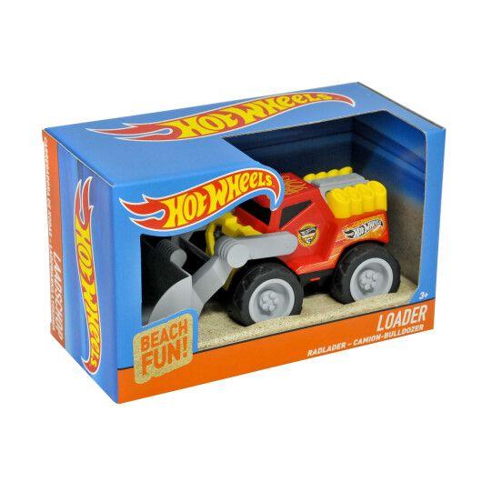 Навантажувач Hot Wheels в коробці