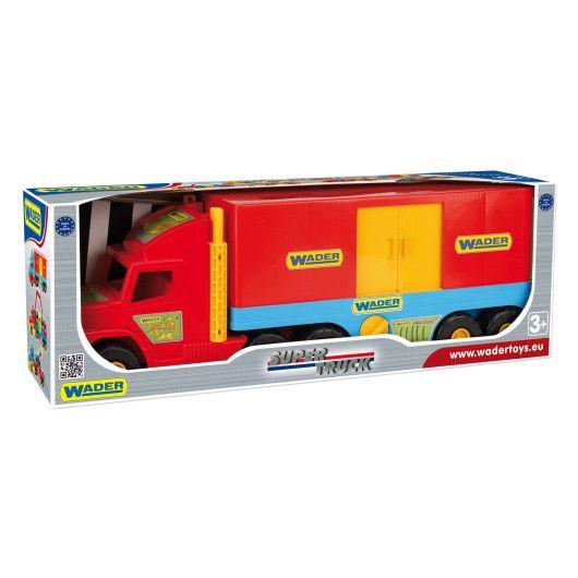 """Super Truck"" фургон - 2"
