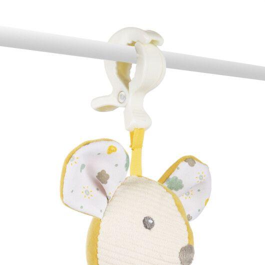 Canpol babies Іграшка плюшева з прорізувачами Mouse - 4
