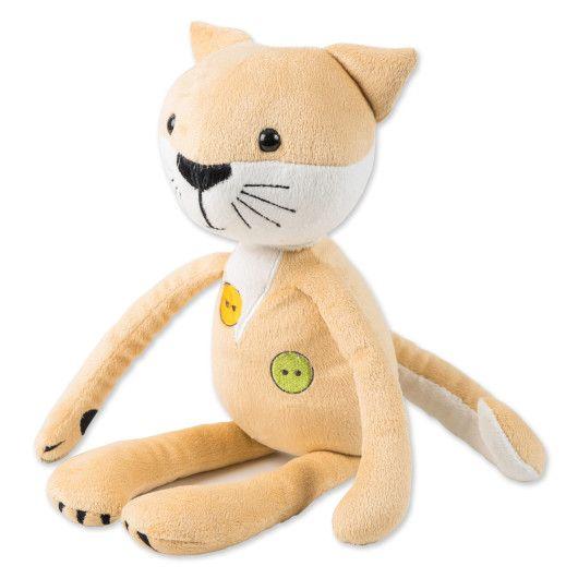 """Котик """"Обіймашка"""", 48 см, Tigres - 2"""