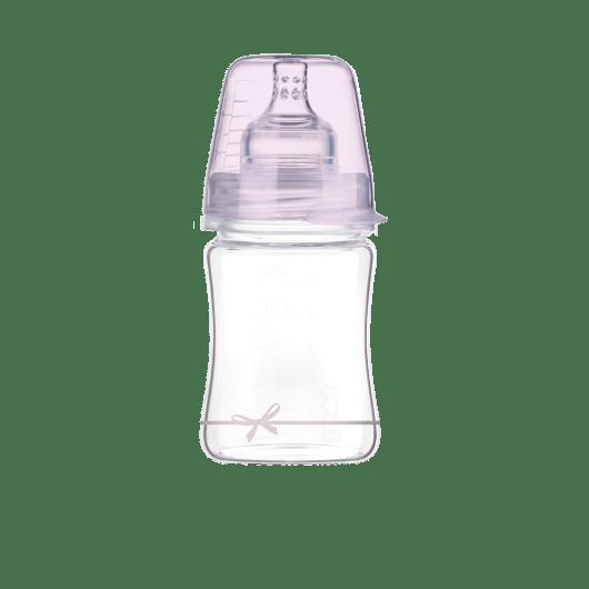 LOVI Пляшечка скляна Diamond Glass 150 мл Baby Shower girl - 2