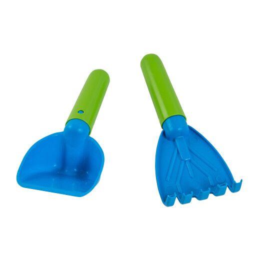 Лопатка і граблі малі - 2
