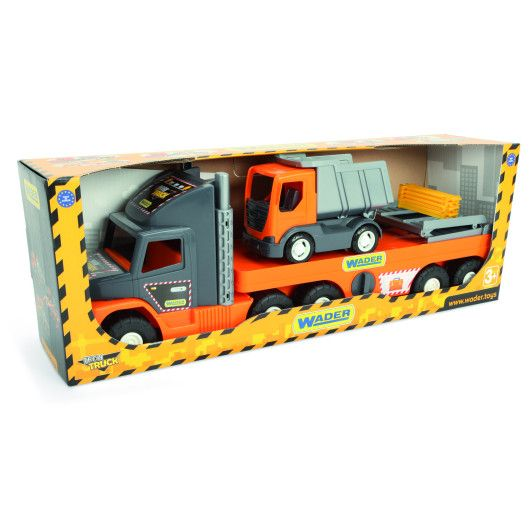"""Super Tech Truck"" з вантажівкою - 2"