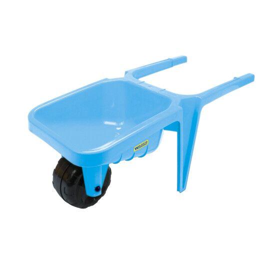 """Візок для піску """"Гігант"""" блакитний"""