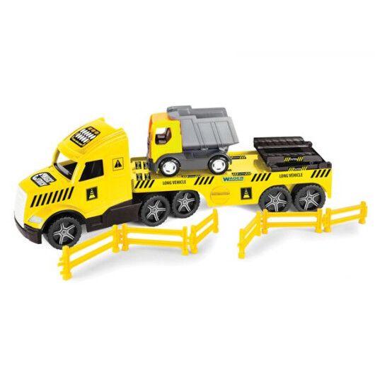 """Magic Truck Technic"" з вантажівкою - 2"