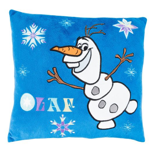 """Подушка """"Сніжний Олаф"""", Крижане серце Disney"""