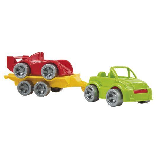 """Набір авто """"Kid cars Sport"""" 3 ел. (кабріолет + гонка) - 2"""