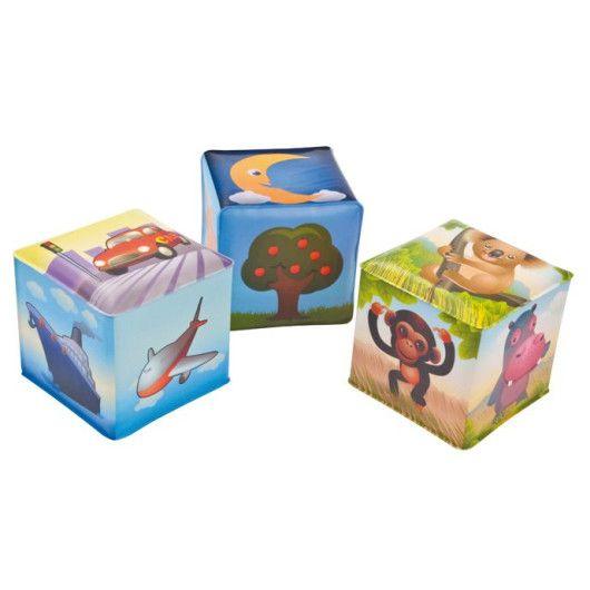 Іграшка - кубик з дзвiночком - 2