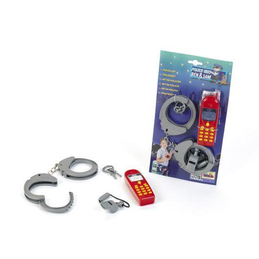 Набір поліцейський на блістері 3 елементи - 3
