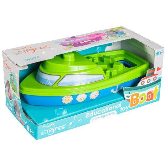 """Розвиваюча іграшка """"Кораблик"""" в коробці - 2"""