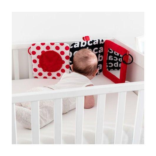 Canpol babies Іграшка-дзеркальце м'яка розвиваюча Sensory Toys - 13