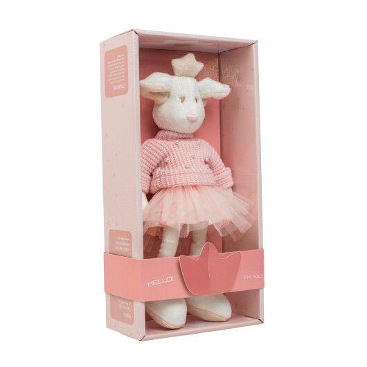 Іграшка ельфік Айлі knit, ELFIKI