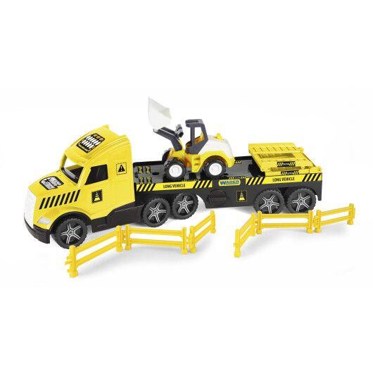 """Magic Truck Technic"" з бульдозером"