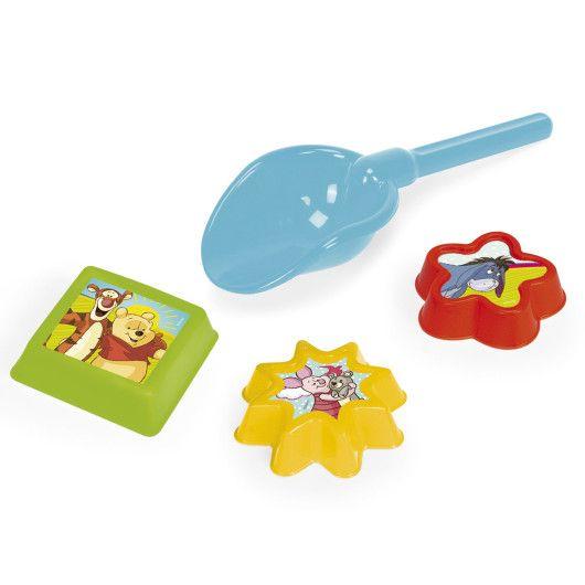 Лопатка + 3 формочки мікс -  Disney - 9