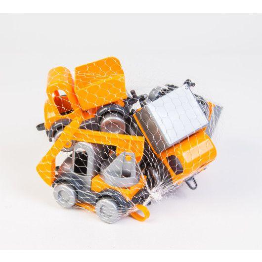 """Маленький будівничок """"Kid cars"""" 5 шт. - 2"""