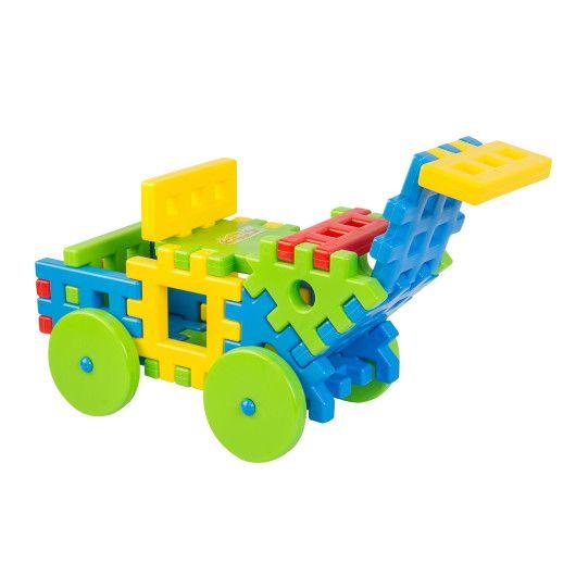 "Іграшка-конструктор ""Поєднайко"" 25 ел. - 7"