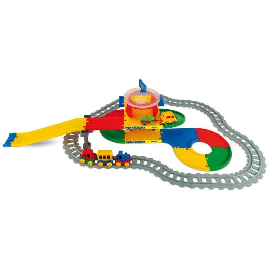 Play Tracks вокзал 6,4 м - 2