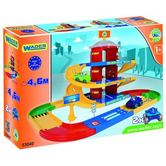 """Kid Cars 3D"" - паркінг 3 поверхи (4,6 м.) - 2"